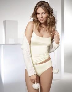 Triumph: Seide-Modal Unterwäsche BeShiny vanille