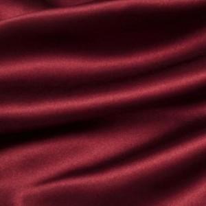 Rote Seidenbettwäsche Mauritius Bordeaux