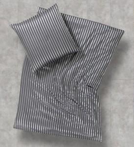 Seidenbettwäsche Limba Anthrazit von Cellini Design