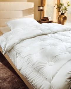 Kaschmir Winter Bettdecke Silver Crown von Brinkhaus