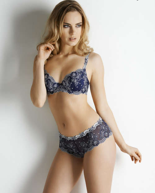 Millesia New Diamond blau Dessous