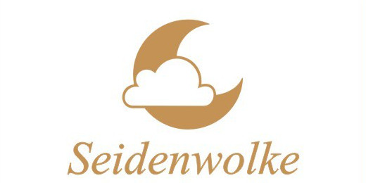 Neues Logo für Seidenwolke Maulbeerseiden Bettdecken